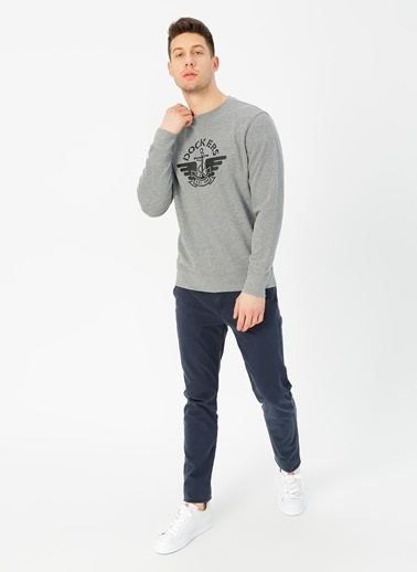 Dockers Sweatshirt Gri
